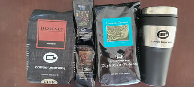 Coffee Beanery Coffee Care Package Review