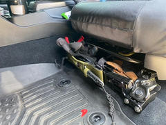 Desert Does It Tacoma & 4Runner Front Mount Molle Panel with Seat Jackers Review
