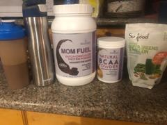 Momsanity Mom Fuel and BCAA Bundle and Save - Choose Your Flavors Review