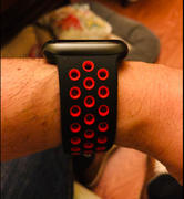 Mistystars Apple Watch Bands - Sport Silicone, for Nike Edition Review