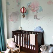 Schmooks  Hot Air Balloon Wall Sticker - Girl Review