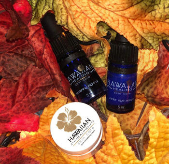 Hawaiian Healing Skin Care New Hawaiian Healing On-The-Go (OTG) Travel Kit Review