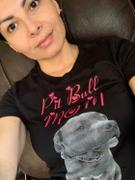 Pit Bull Gear MY PIT BULL IS MY ROLE MODEL - YOUR DOG - WOMEN'S TEES & TANKS Review