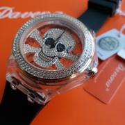 Davena watches D31560 - Personalized Skull Review
