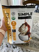 CleanSimpleEats Protein Powder: Caramel Toffee Review