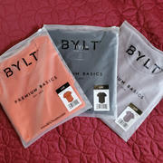 BYLT Basics Drop-Cut: LUX Review