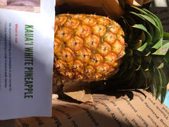 FruitStand.com White Kaua'i Pineapple Review