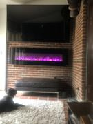 Modern Blaze Touchstone Onyx™ - 50 Wall Mounted Electric Fireplace (#80001) Review
