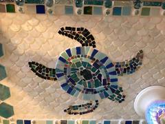 Tile Club White Scales Mother Of Pearl Mosaic Tile Review