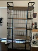Notbrand Mayfair Tall Bakers Rack Shelving Unit Review