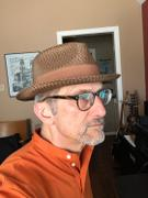 Steven Land Men's Fashion  Steven Land Hat | Bel-Air Collection | 100% Natural Milan Hemp | Rust Review