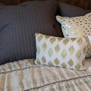 Southshore Fine Linens Beautiful Decorative Quilted Sham Covers & Pillow Covers by Vilano springs Review