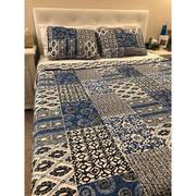 Southshore Fine Linens Global Patchwork Lightweight Quilt Set Review