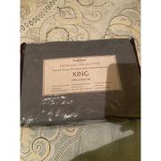 Southshore Fine Linens Soft Earth Tones Extra Deep Pocket Pleated Sheet Sets by Vilano Springs Review