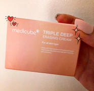 MEDICUBE US Triple Deep Erasing Cream Review