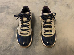 Lace Lab Navy Blue - XI Rope Laces Review
