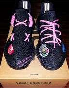 Lace Lab Pink/White Rope Laces - 54 Review