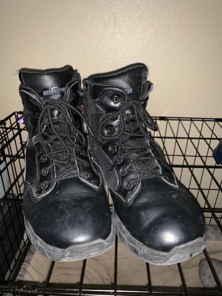 Black Boot Laces
