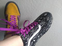 Lace Lab Paradise Purple Shoe Laces - 45 Review