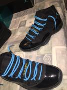 Lace Lab Gamma Blue - XI Rope Laces Review