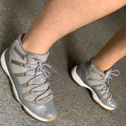 Lace Lab Cool Grey - XI Rope Laces Review