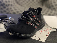 Lace Lab Black Japanese Katakana Shoe Laces Review