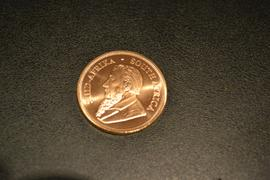 Bitgild 1 oz Krugerrand 2020 Gold Coin Review