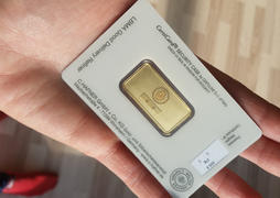 Bitgild 10g Hafner  Gold Bar (C.Hafner) Review