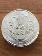 Bitgild 2 oz Canada Kraken Silver Coin (2020) Review