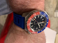 BOLDR Supply Co.  BOLDR Globetrotter GMT - Blue Black Review