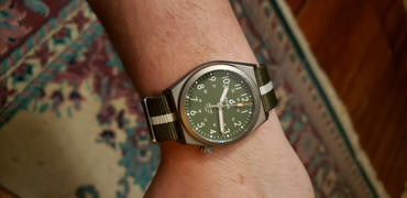 BOLDR Supply Co.  Venture Jungle Green Review