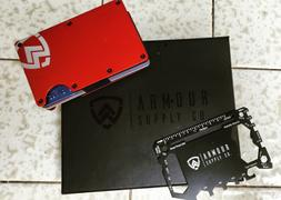 Armour Supply Co.  Red | Aluminum Review