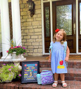Stitchy Fish School Days Tank Dress Review