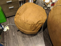 CordaRoy's Pillow Pod Footstools - Faux Leather Review