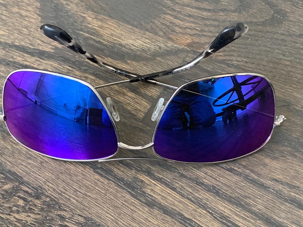 Fuse Lenses Non-Polarized Replacement Lenses for Maui Jim Kahi 736