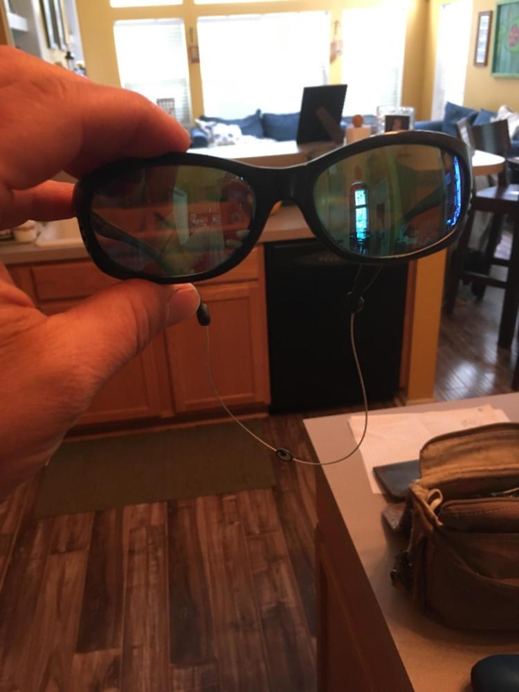 Fuse Lenses Non-Polarized Replacement Lenses for Costa Del Mar Trevally