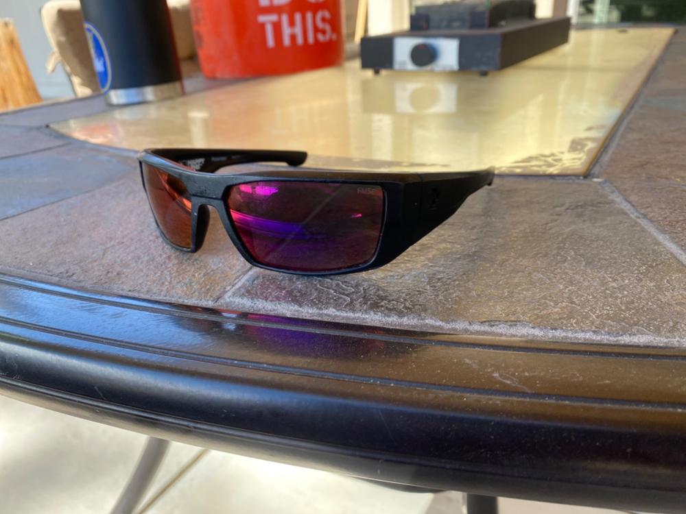 Fuse Lenses Polarized Replacement Lenses for Spy Optic Cosmik