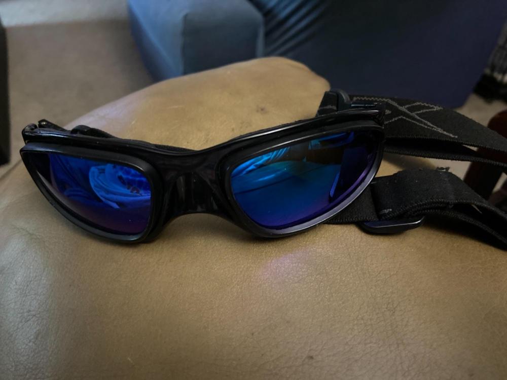 Fuse Lenses Non-Polarized Replacement Lenses for Wiley X Scissor