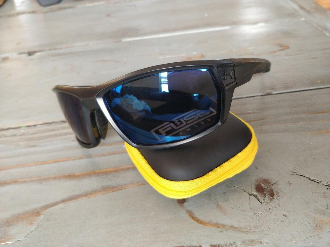Fuse Lenses Non-Polarized Replacement Lenses for Under Armour Ranger