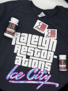 Raleigh Restorations ICE CITY T-shirt Review
