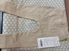 PK Beans Baby Bean Pants - Heather Oatmeal Review