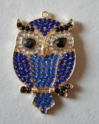 Craftibly Wise DIY Owl Necklace Review