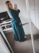Baltic Born Celine Emerald Maxi Dress Review