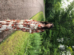 Baltic Born Lydia Fall Floral Maxi Dress Review