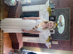 Baltic Born Athena Pearl Pleated Maxi Dress Review