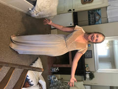 Baltic Born Liza Shell Velvet Maxi Dress Review