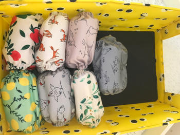 Peachi Baby Wattle Reusable Nappy Set Review