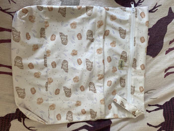 Peachi Baby Cheeky Monkey Wet Bag Review