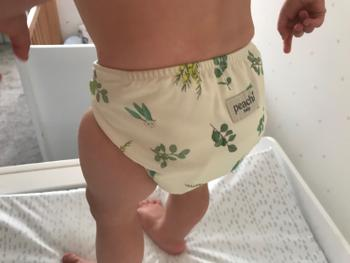 Peachi Baby Dogs Reusable Nappy Set Review