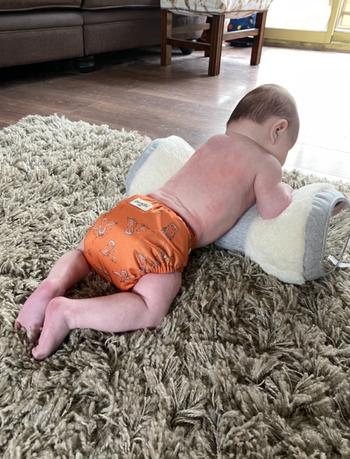 Peachi Baby Luna Biscuit Reusable Nappy Set Review